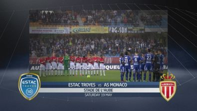 Estac Troyes-AS Monaco 0-3