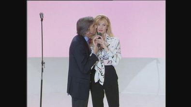 Lorella Cuccarini e Marco Columbro ripercorrono la loro carriera insieme