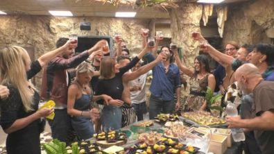 Benvenuti al Caverna party!