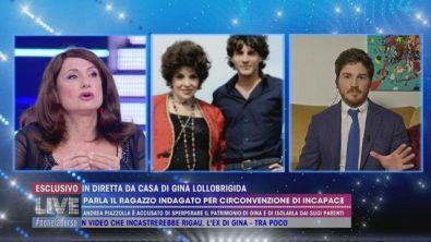"""Vladimir Luxuria ad Andrea Piazzolla: """"Perché l'avvocatessa di Gina fu allontanata?"""""""