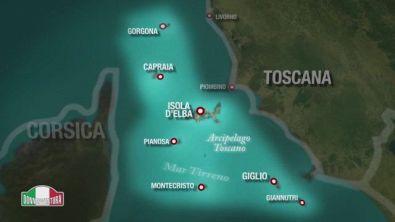Tutte le meraviglie del parco nazionale dell'arcipelago toscano