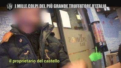 GOLIA: I mille colpi del più grande truffatore d'Italia