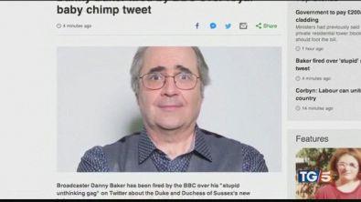 Umorismo British? No, solo razzista!