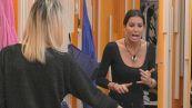Stefania ed Elisabetta criticano Dayane
