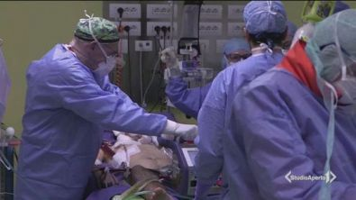Coronavirus, meno pazienti in terapia intensiva