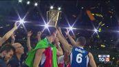 Dopo quella femminile, anche l'Italia del volley maschile campione d'Europa