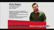 Giulio Regeni, l'inchiesta va avanti