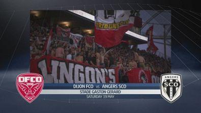 Dijon FCO-Angers SCO 2-1
