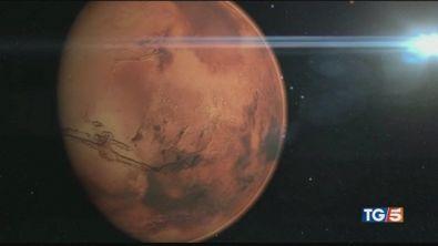 Su Marte c'è il mare