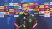 "Pjanic: ""Messi? Fenomeno come CR7"""