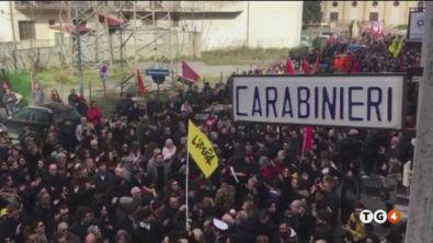 Vibo, omaggio ai Carabinieri