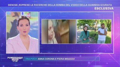 La scomparsa di Denise Pipitone: chi era la donna insieme alla bimba del video della guardia giurata?