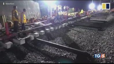 Una nuova ferrovia? In Cina bastano 4 ore!