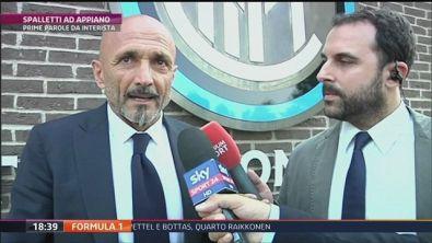"""L'Inter è luce abbagliante"""