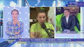 L'estetista ''No Green Pass'' faceva l'inviata in tv