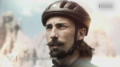 Vittorio Brumotti: reporter in bici