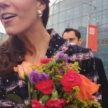 La frase di Kate Middleton che ha fatto impazzire i fan