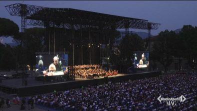 L'ultimo concerto di Ennio Morricone