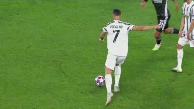 La Juve fallisce la prova Champions. Maxi sfida del Napoli a Barcellona