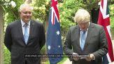 Firmato l'accordo di libero scambio tra Gb e Australia