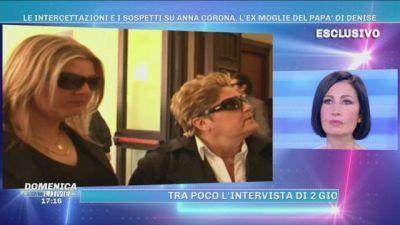 Le intercettazioni e i sospetti su Anna Corona
