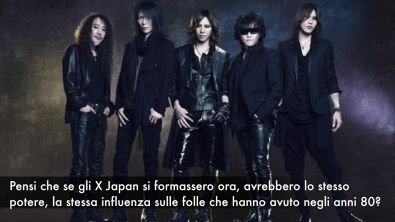 We are X: intervista a Yoshiki fondatore degli X Japan