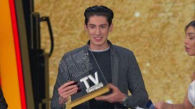 Andrea Muzii vince il Premio TV TIMVISION