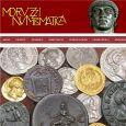 Il sito web della Moruzzi Numismatica