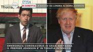 Ultimora, coronavirus in Gran Bretagna