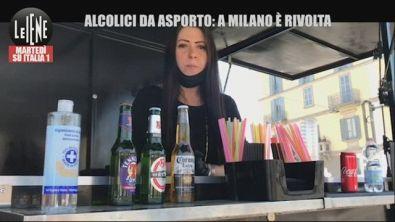 No agli alcolici dopo le 19 a Milano, la rivolta degli ambulanti