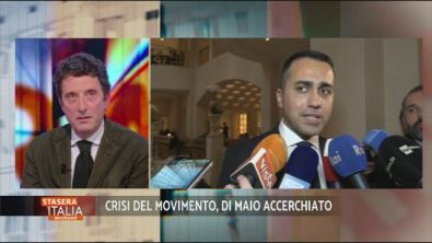 Luigi Di Maio tra Libia e Stati generali M5S