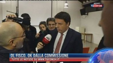 Breaking News delle ore 12.00: Dl fisco, ok dalla commissione