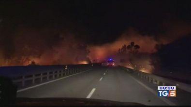 Roghi in Sardegna i danni del maltempo