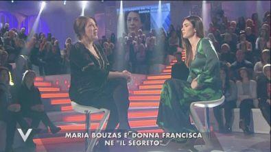 Donna Francisca raccontata da Maria Bouzas