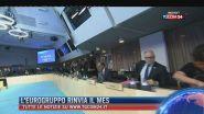 """Breaking News delle ore 09.00: """"L'Eurogruppo rinvia in Mes"""""""