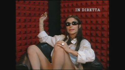 Sabrina Impacciatore imita Marina la Rosa del Grande Fratello 2000