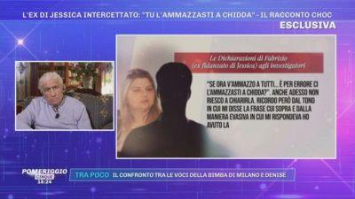 La scomparsa di Denise Pipitone: l'ex di Jessica intercettato: ''Tu l'ammazzasti a chidda''