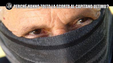 """GOLIA: Capitano Ultimo senza scorta: """"Ho arrestato Riina, potrei morire ogni giorno"""""""