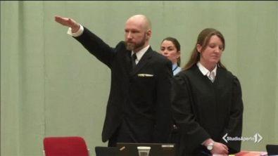 Breivik, un altro affronto