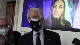 "Tokyo 2020, Malagò: ""Vaccini atleti sfida giusta e vinta"""