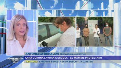 Caso Denise Pipitone, Anna Corona lavora a scuola