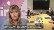Regionali: Alessandra Mussolini
