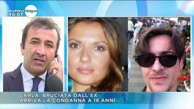 Carla Caiazzo: l'aggressione