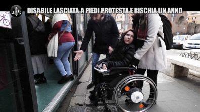 ROMA: Roma è una città per disabili? La denuncia di Ketty
