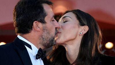 Matteo Salvini e Francesca Verdini, possibili nozze in estate