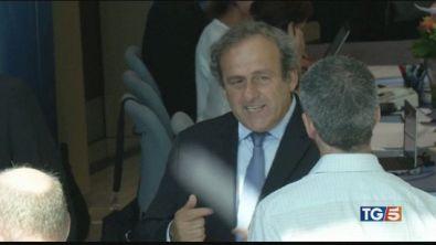 Mondiali in Qatar: arrestato Platini
