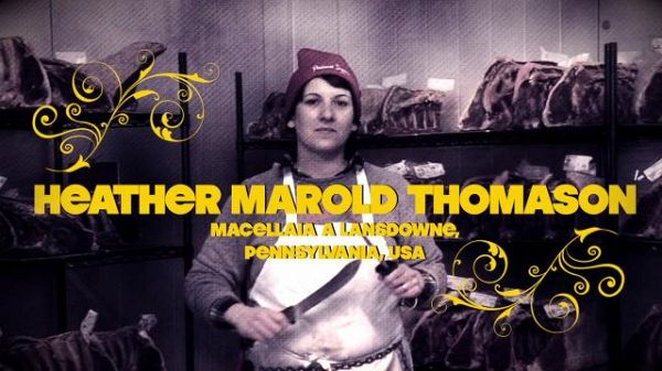 Heather Marold Thomason: la macellaia di Lansdowne