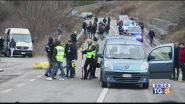 Tifoso investito 25 arresti a Potenza