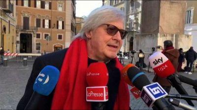 Sgarbi annuncia : arriverò a Torino perché il Rinascimento è lì