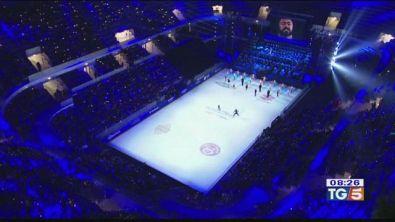 Opera on Ice su Canale5